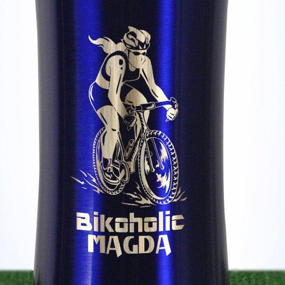 Bidon dla kolarki / rowerzystki