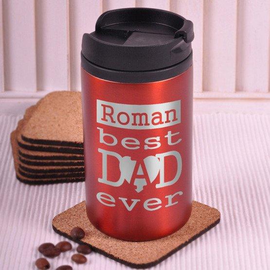 Kubek termiczny- Best Dad ever