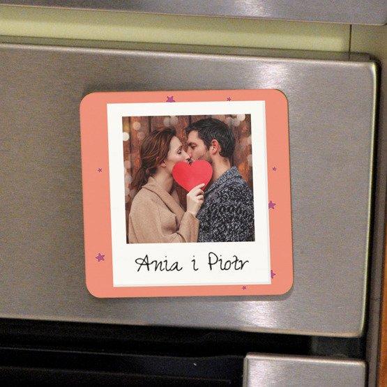 Magnes na lodówkę- Z waszym zdjęciem...