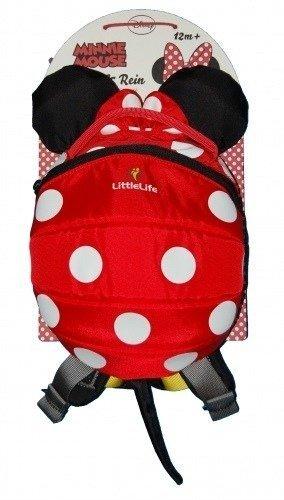 Plecak dziecięcy LITTLE LIFE L10940 Myszka Minnie