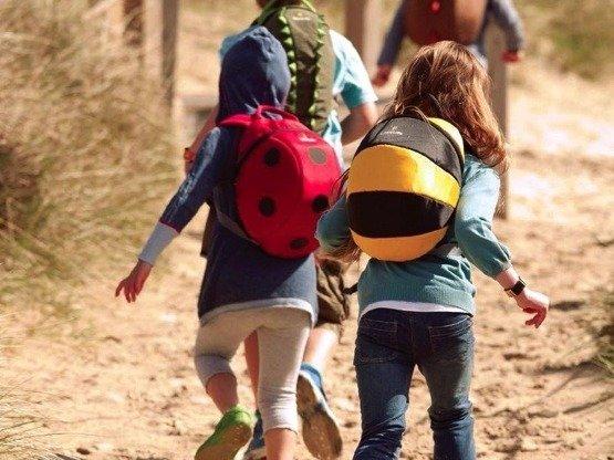Plecak dziecięcy LITTLE LIFE L12320 pszczółka +4