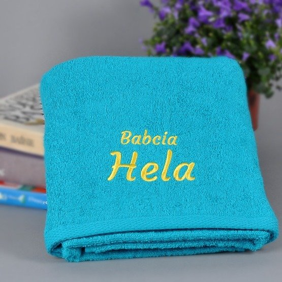 Ręcznik 70x140cm dla Babci