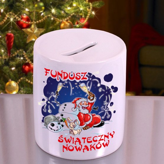 Skarbonka- fundusz świąteczny