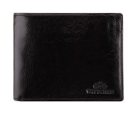 Zestaw prezentowy męski WITTCHEN I - portfel + pasek